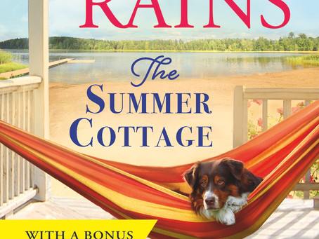 Book Review: The Summer Cottage by Annie Rains