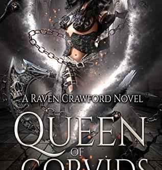 Book Review: Queen of Corvids by J.C. McKenzie