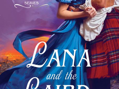 Book Review: Lana and the Laird by Sabrina York