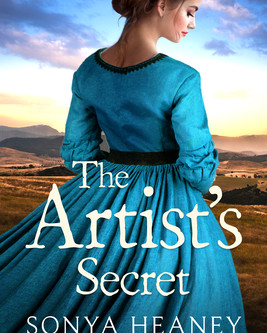 Book Review: The Artist's Secret by Sonya Heaney