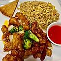 Szechuan Chicken (Lunch)
