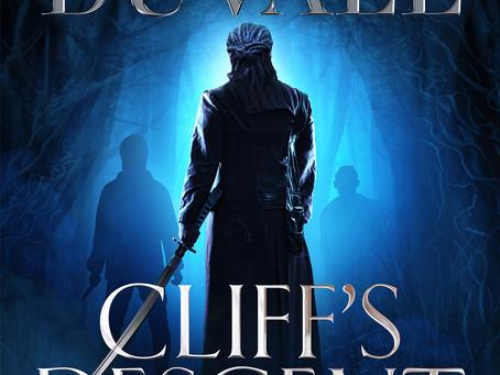 Blog Tour: Cliff's Descent by Dianne Duvall