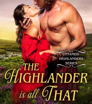 Book Review: The Highlander Is All That by Sabrina York