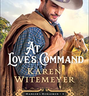 Book Review: At Love's Command by Karen Witemeyer