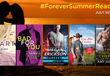 Blog Tour: Forever Summer Reading - Megan Erickson
