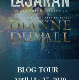 Blog Tour: The Lasaran by Dianne Duvall