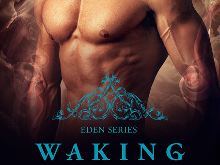 Book Review: Waking Eden by Rhenna Morgan