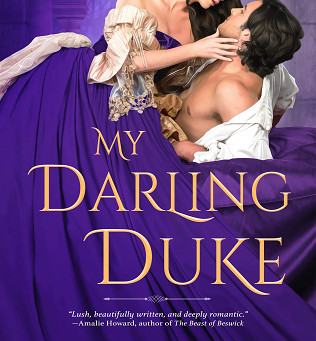 Book Review: My Darling Duke by Stacy Reid