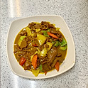 Curry Beef (Lunch)