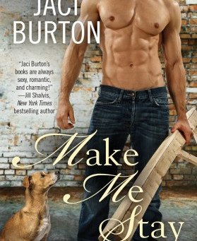 Book Review: Make Me Stay by Jaci Burton