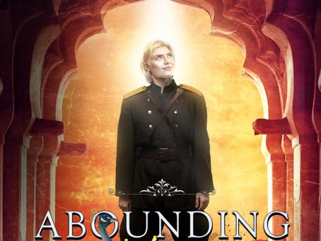 Book Review: Abounding Might by Melissa McShane
