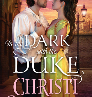 Book Review: In the Dark with the Duke by Christi Caldwell