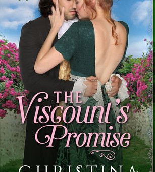 Book Review: The Viscount's Promise by Christina Britton
