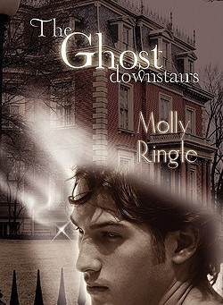 Book Review: The Ghost Downstairs by Molly Ringle