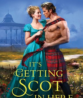 Blog Tour: It's Getting Scot in Here by Suzanne Enoch