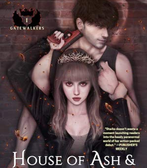 Book Review: House of Ash & Brimstone by Megan Starks