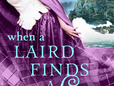 Book Review: When A Laird Finds A Lass by Lecia Cornwall