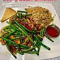 String Beans Chicken (Lunch)
