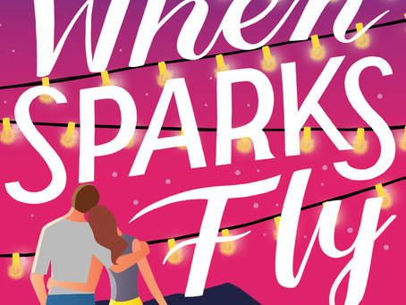 Book Review: When Sparks Fly by Helena Hunting