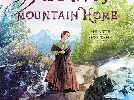 Book Review: Faith's Mountain Home by Misty M. Beller