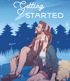 Book Review: Just Getting Started by Fiona West