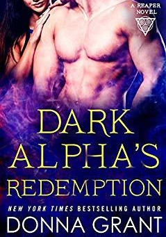 Book Review: Dark Alpha's Redemption by Donna Grant