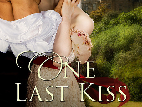 Book Review: One Last Kiss by Ally Broadfield