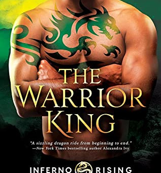 Book Review: The Warrior King by Abigail Owen