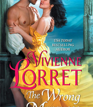 Book Review: The Wrong Marquess by Vivienne Lorret