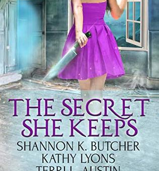Book Review: The Secret She Keeps: Four Paranormal Romance Stories