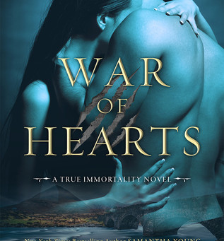 Book Review: War of Hearts by S. Young