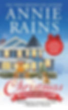 Christmas on Mistletoe Lane Book Cover.j