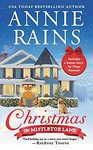 Christmas on Mistletoe Lane Book Cover.j