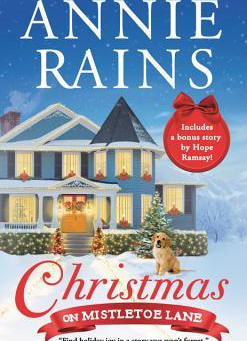 Book Review: Christmas on Mistletoe Lane by Annie Rains