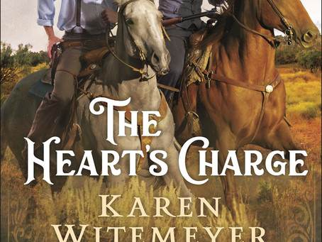 Book Review: The Heart's Charge by Karen Witemeyer