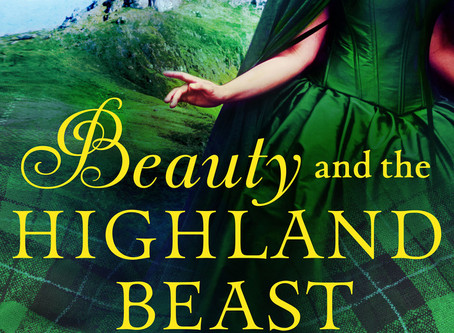 Book Review: Beauty and the Highland Beast by Lecia Cornwall