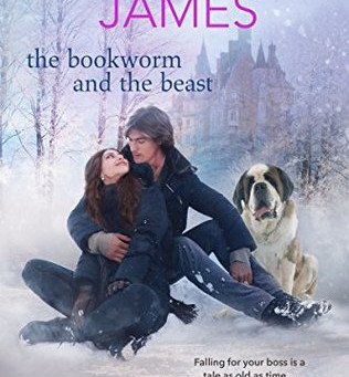 Book Review: The Bookworm and the Beast by Charlee James