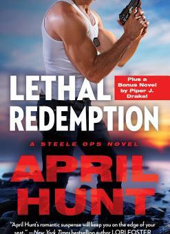 Book Review: Lethal Redemption by April Hunt