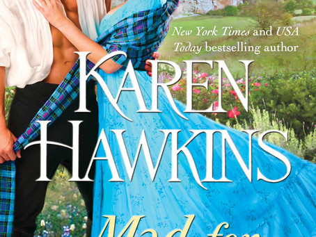 Book Review: Mad for the Plaid by Karen Hawkins