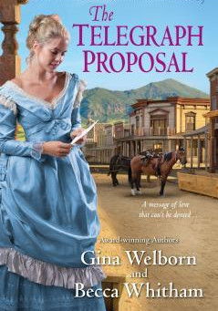 Book Review: The Telegraph Proposal by Gina Welborn and Becca Whitham