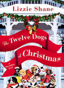 Book Review: The Twelve Dogs of Christmas by Lizzie Shane