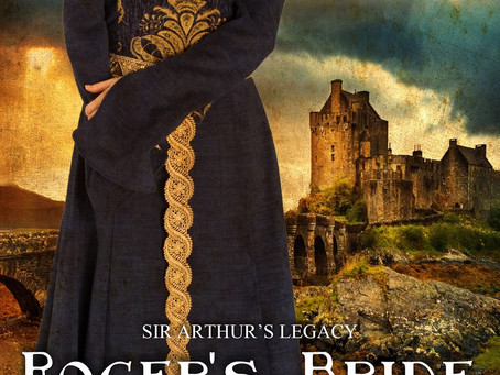 Book Review: Roger's Bride by Sarah Hegger