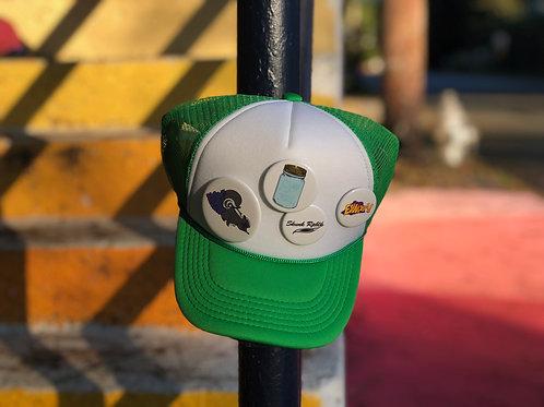 Pinned Up Trucker Hat