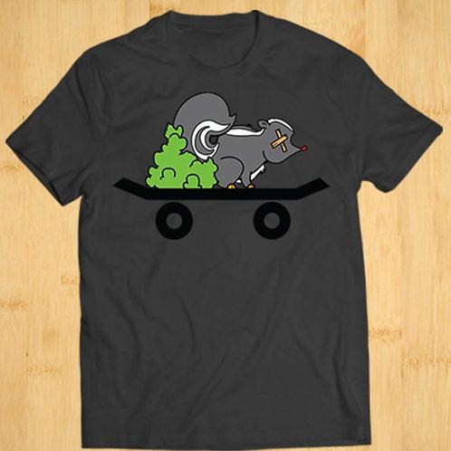 Skateboard SKUNK T-Shirt