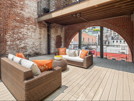 SoHo Condo With Private Terrace Lists For $14.77 Million