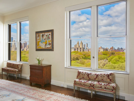 988 Fifth Avenue Residence Overlooking Central Park Lists For $18.8 Million