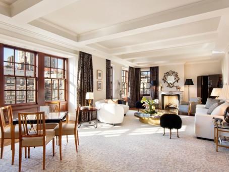 Penthouse At 823 Park Avenue Lists For $33.2 Million