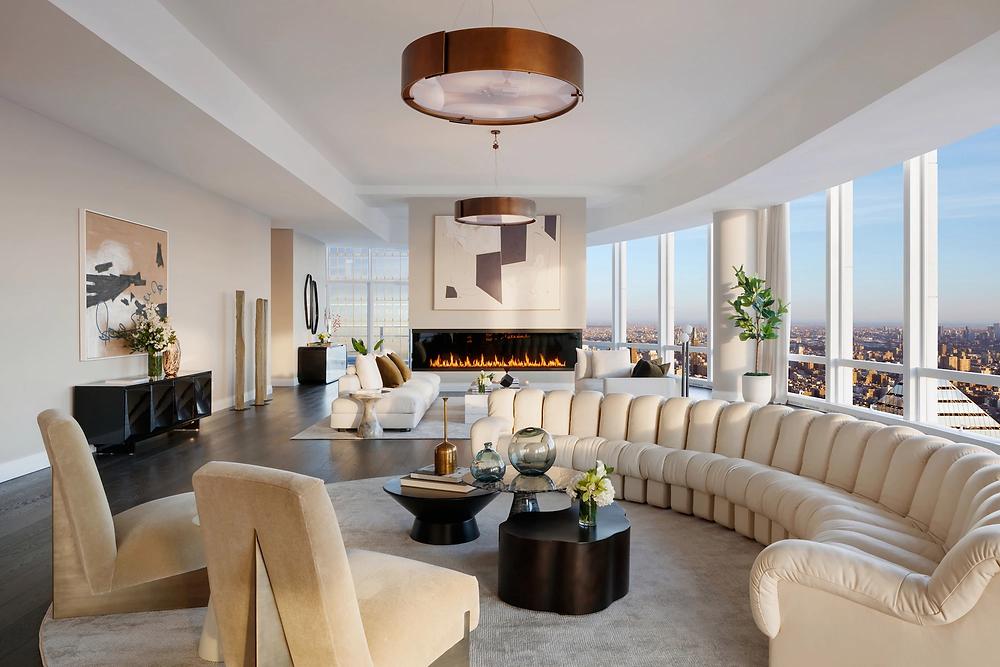 35 Hudson Yards Penthouse 90