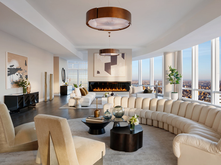 90th Floor Penthouse With Private Terrace Lists For $59 Million