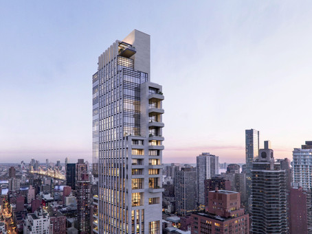 The Leyton On The Upper East Side Launches Sales